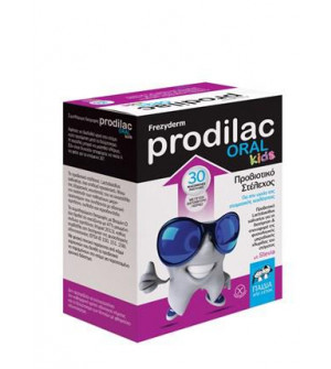 Frezyderm Prodilac Oral Kids 30caps