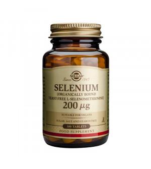 Solgar Selenium 200Mg 100Tabs