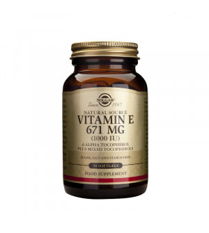 Solgar Vitamin E 671Mg 1000Iu 50Softgels