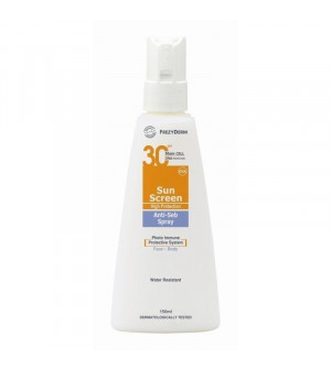 Frezyderm Sun Screen Anti-Seb Spray SPF 30 - 150ml