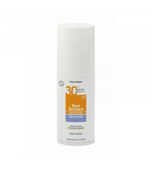 Frezyderm Sun Screen Face Cream Spf 30 - 50ml