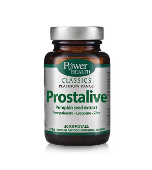 Power Health Classics Platinum Range Prostalive 30caps