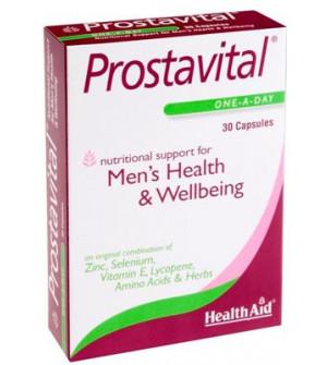 Health Aid Prostavital 30Caps Blister