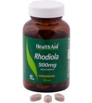 Health Aid Rhodiola 350mg 60Tabs