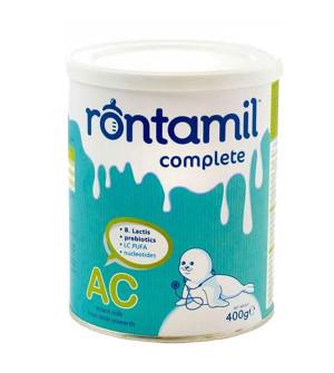 Rontamil AC Γάλα σε Σκόνη από τη Γέννηση για την Αντιμετώπιση των Κολικών 400gr