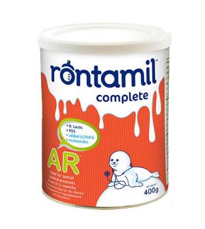 Rontamil AR Γάλα για την αντιμετώπιση βρεφικών αναγωγών από 0-12 μηνών 400gr