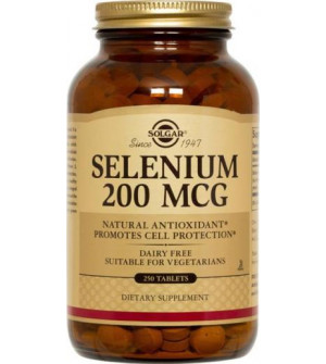 Solgar Selenium 200Mg 50Tabs