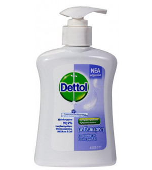 Dettol Liquid Soap Sensitive Αντλία 250ml
