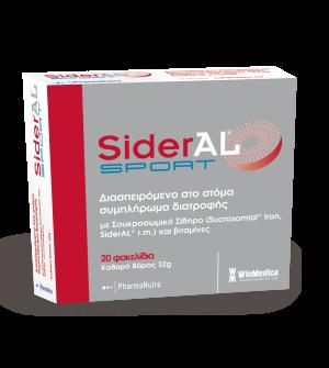 Sideral Sport 20Sach.