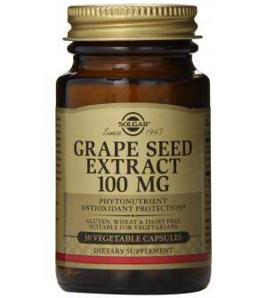 Solgar Grape Seed Extract 100mg 30Veg.Caps