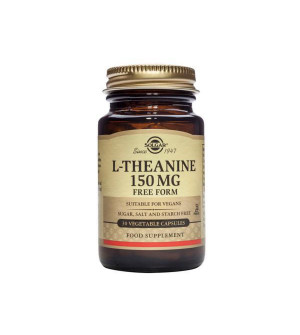 Solgar L-Theanine 150mg 30s