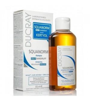 Ducray Squanorm Shampoo Λιπαρή Πιτυρίδα 200ml