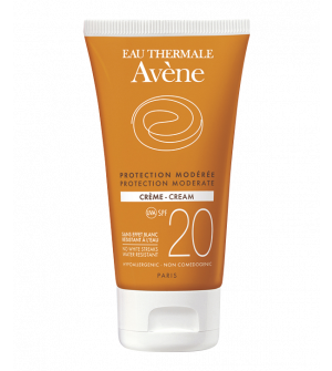 Avene Medium Protection SPF 20 Creme Dry & Sensitive Skin 50ml