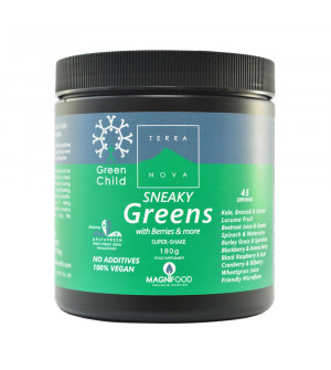 Terranova Green Child Sneaky Greens with Berries & More 180Gr