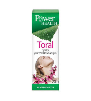 Power Health Toral Sore Throat Spray 20ml