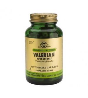 Solgar Valerian Root Extract SFP 60Caps