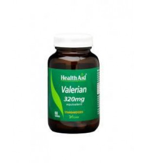 Health Aid Valerian Root 265Mg 60Tabs