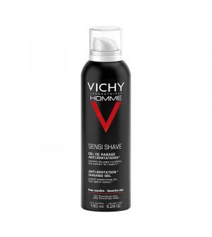 Vichy Homme Gel De Rassage Gel Ξυρίσματος 150 ml