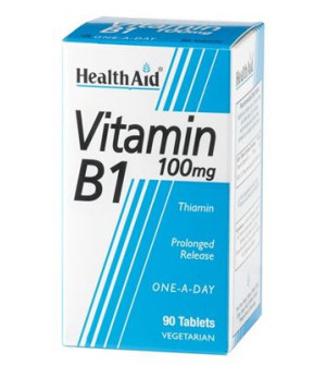 Health Aid Vit B1 100Mg 90Tabs