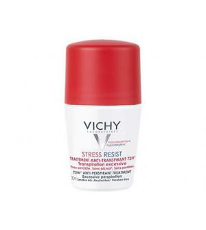 Vichy Stress Resist Traitement Anti-Transpirant 72H Roll On 50ml