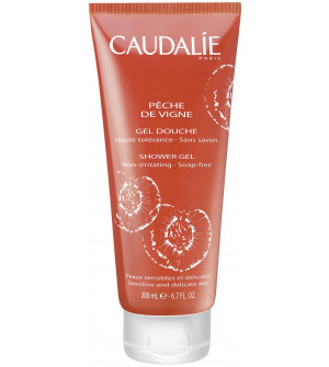 Caudalie Vine Peach Shower Gel 200ml