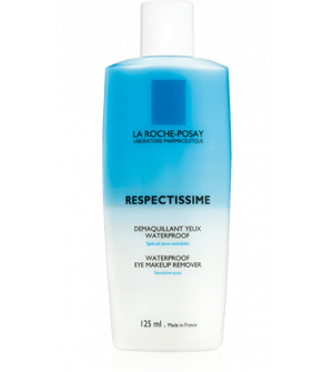 La Roche-Posay Respectissime Demaquillant Yeux Waterproof 125ml