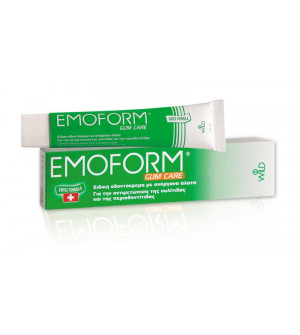 Emoform Gum Care Swiss Οδοντόκρεμα 50ml