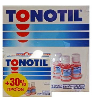 Tonotil Vial 10X10ml & Free 3X10ml